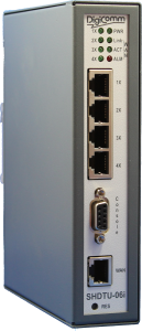 Ethernetmodem G. SHDSL SHDTU-06-is