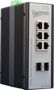 isd-206 m managed Switch