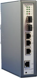 Ethernetmodem G. SHDSL SHDTU-08-is-SFP