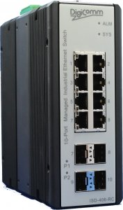 isd-406-rc layer 3 switch